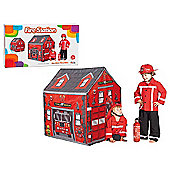 Fire Station Play Tent