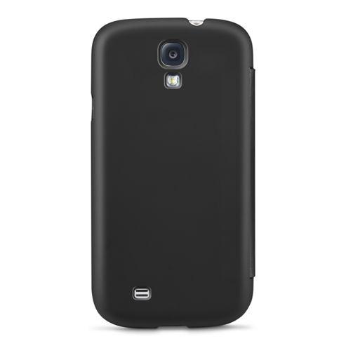 Belkin Ultra thin Signature Slim Folio in PU Leather for Samsung S4 in Blacktop