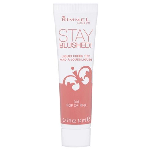 Rimmel Stay Blushed Pop Of Pink