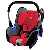 Apramo Gaia Car Seat, Group 0+, Red