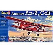 Antonov An-2 Colt 1:72 Scale Model Kit - Hobbies