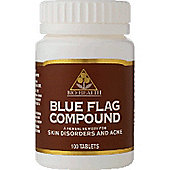 Blue Flag Compound Vegan
