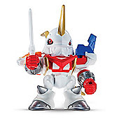 Digimon Fusion Shoutmon X4 Digifigure and Card