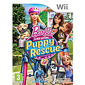 Barbie & Her Sisters: Puppy Rescue Wii