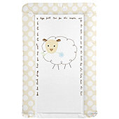 Babywise Baby Changing Mat - Baa Baa Black Sheep (Neutral)