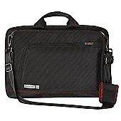 Techair Attache Laptop Bag (Black) for 13.3 inch Ultrabook Laptops