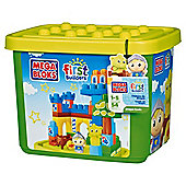 Mega Bloks First Builders Dragon Castle Tub