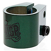 Madd Gear MGP Double Collar Scooter Clamp - Green
