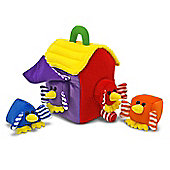 Bird House Shape Sorter - Melissa & Doug