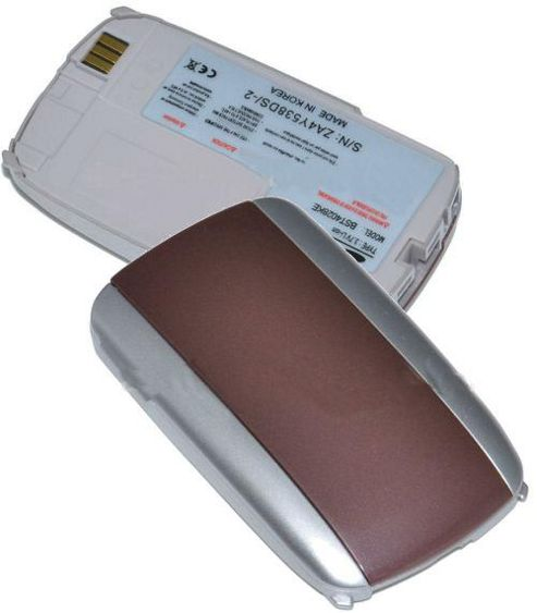 U-bop PowerSURE Performance Battery For Samsung E530 Pink