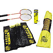 BISI Starter Badminton set 9 - 13 yrs