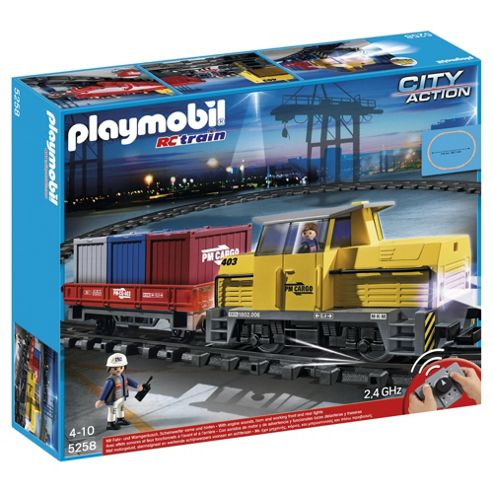 Playmobil RC Freight Train