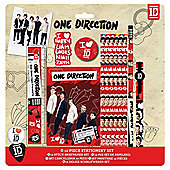 One Direction 12Pc Stationery Set