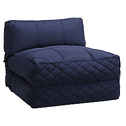 Leader Lifestyle Big Chill Fabric Futon Chair Bed