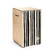 Schlagwerk CP 560 ST Agile Pro Zebra Soft Touch Cajon