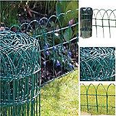 Gardman 10m x 0.4m Border Fence