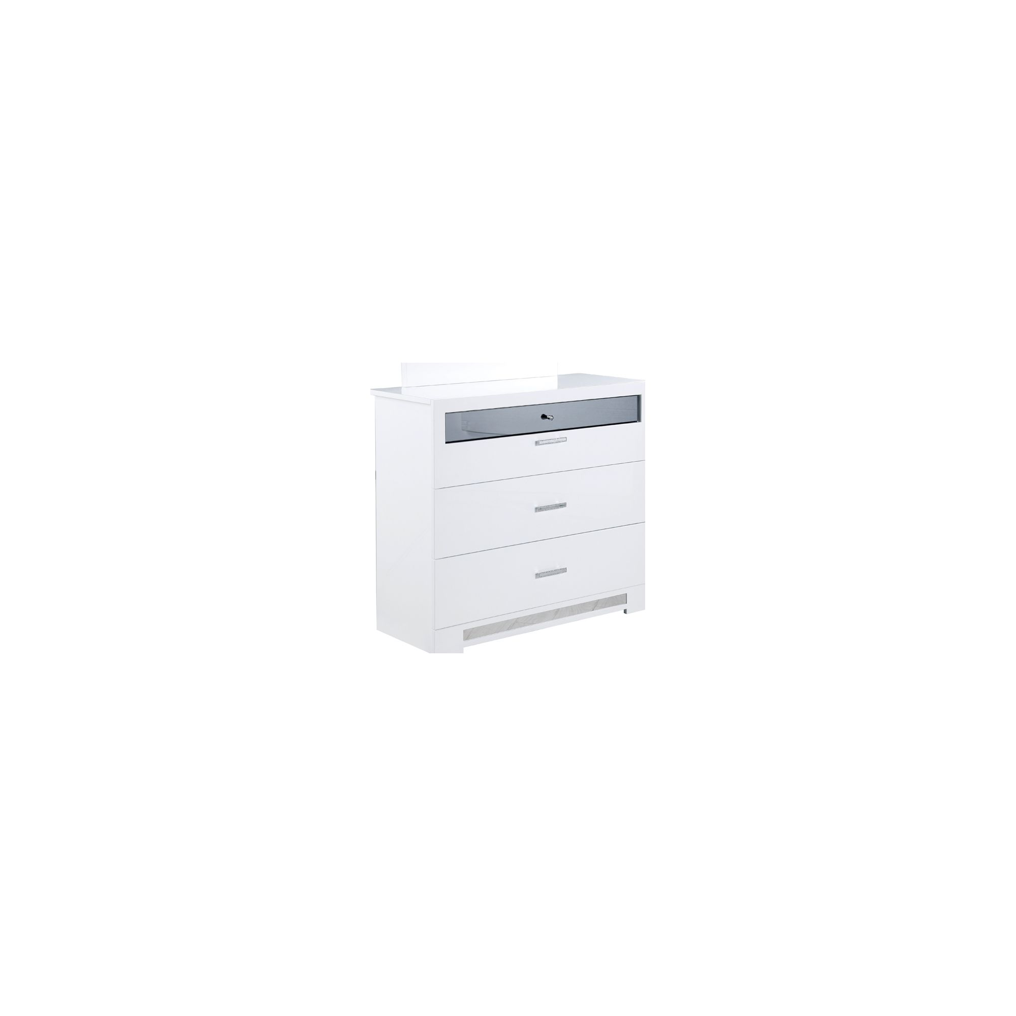 Elements Lauren Chest of 4 Drawers at Tesco Direct