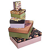 New Whatmore, Tea Time Box 50cm x 38cm x 18cm