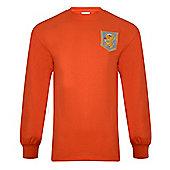 Holland 1968 Home LS Shirt - Orange