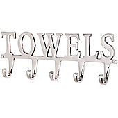 Hill Interiors Towel Coat Hooks