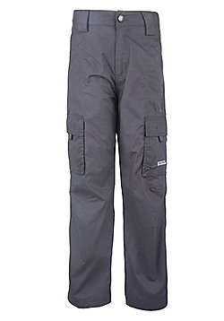 Active Kids Trousers - Grey