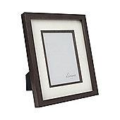 Dark Wood Photo Frame 5X7