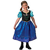Disney Frozen Classic Anna Costume - Small (Age 3-4)