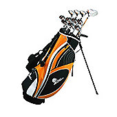 Palm Springs Visa Mens Right Hand Golf Clubs Package Set With Bag Graphite/Steel