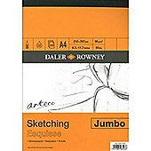 Arteco Jumbo 120Sheet Pad A4
