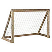 Plum Wooden Football Goal 6x4ft