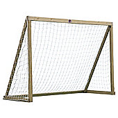 Plum Wooden Football Goal, 6x4ft