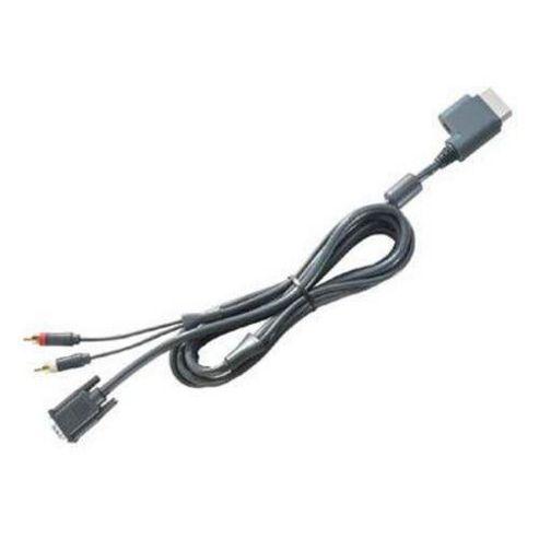 Microsoft Xbox VGA Cable (Black)