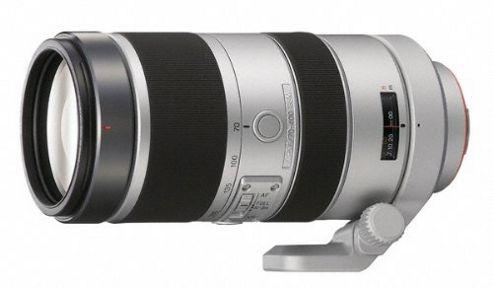 Sony SAL-70400G SSM Telephoto Zoom Lens