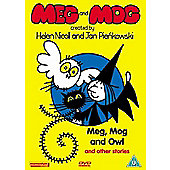 Meg And Mog Vol.1 DVD