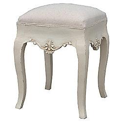 Casamore Devon Upholstered Dressing Table Stool