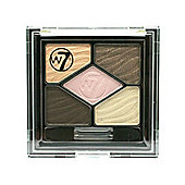 W7 Silky Eyes Shadow Palette - Bare It All