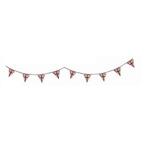 Woven Magic London Bunting