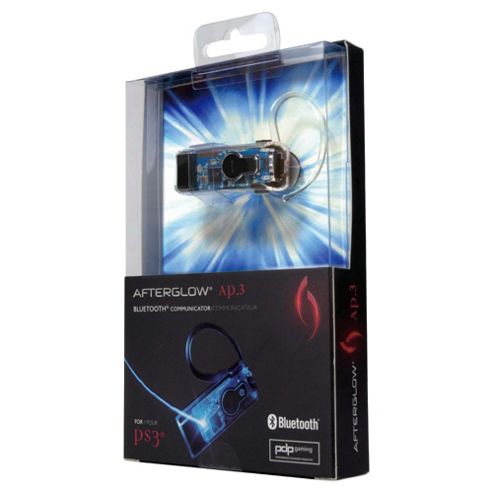 Afterglow PS3 Bluetooth Headset