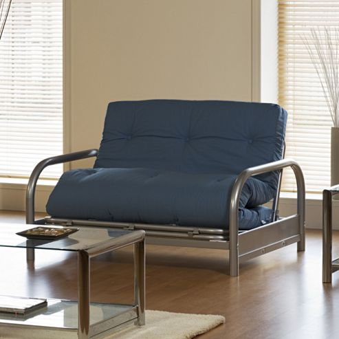 Kyoto Kobe 2 Seater Convertible Sofa Clic Clac Bed - Natural