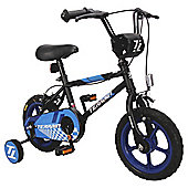 "Terrain Boys 12"" Bike Black"