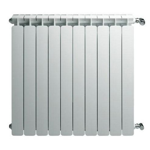 Faral Tropical 95 Aluminium Radiator 880mm High x 820mm Wide (10 Sections)