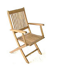 Royal Craft Manhattan Folding Armchair