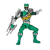 Power Rangers 12 cm Dino Supercharge Figure Armed Up Mode (Green Ranger)