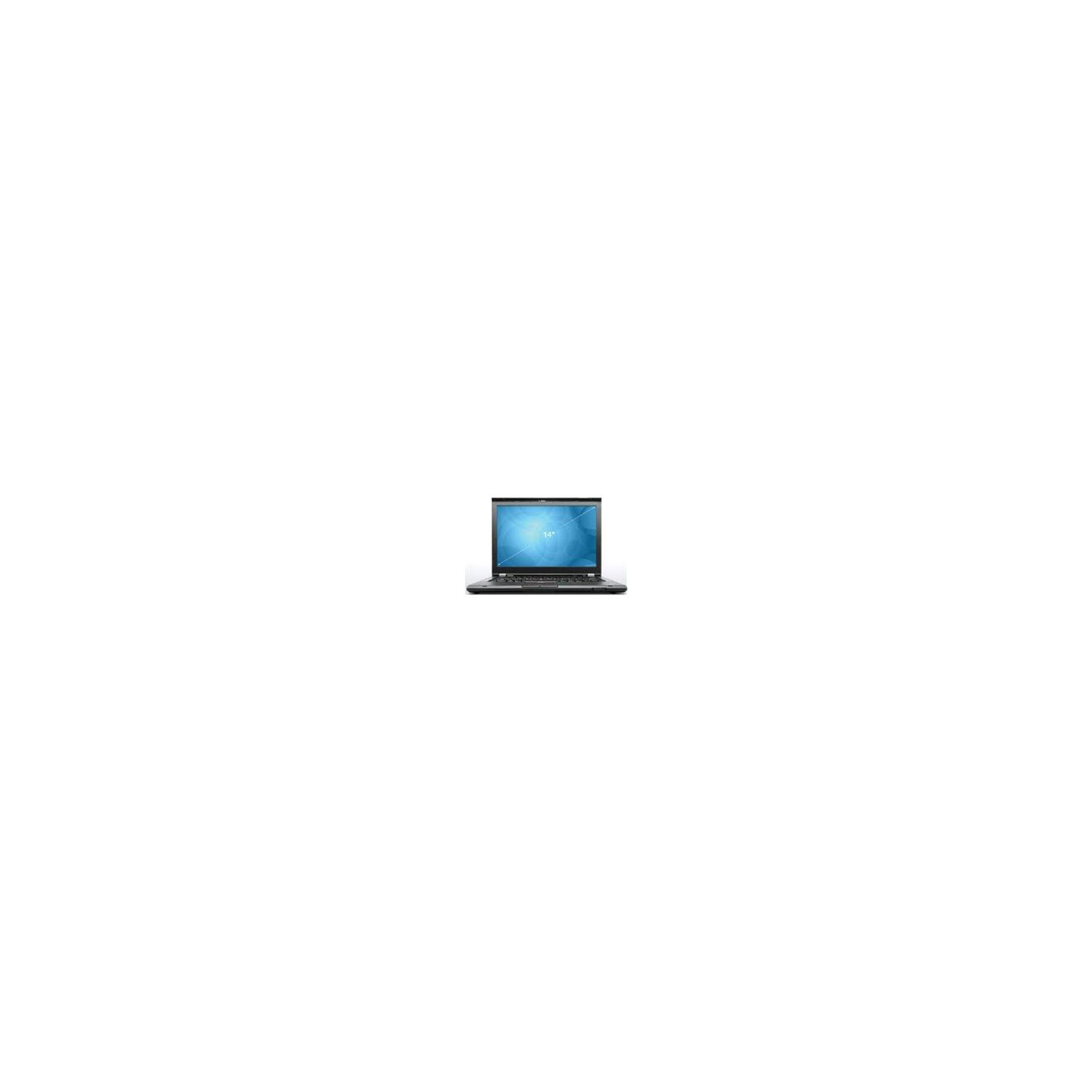Lenovo ThinkPad T430 2349KDG (14.0 inch) Notebook Core i5 (3210M) 2.5GHz 4GB 500GB DVD±RW WLAN BT Webcam Windows 7 Pro 64-bit/Windows 8 Pro 64-bit at Tesco Direct