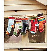 Mothercare Socks - 5 Pack - Multi