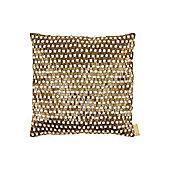 Biba Gold Plate Cushion