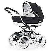 Bebecar Stylo Class EL Magic Combination Pram (Black Magic)