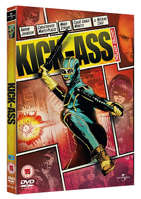 Kick-Ass DVD