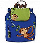 Children's Boy Monkey Backpack