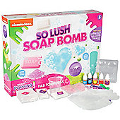 Nickelodeon So Lush Soap Bomb Experiment Kit